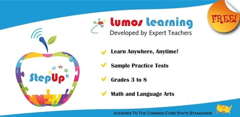 Lumos Apps | Lumos Learning | Common Core aligned Educational Resources | Scoop.it