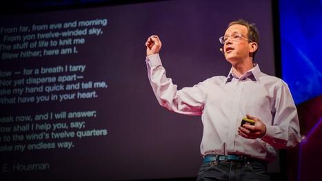 Stephen Burt: Why people need poetry - YouTube | Sonnets | Scoop.it
