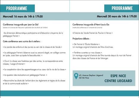 Freinet, Aujourd'hui — Université Nice Sophia Antipolis | Culture à Nice et ses environs | Scoop.it