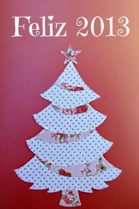 Pues eso, Feliz Año Nuevo! | The Craft Cake Mama | Bilingual schools | Scoop.it
