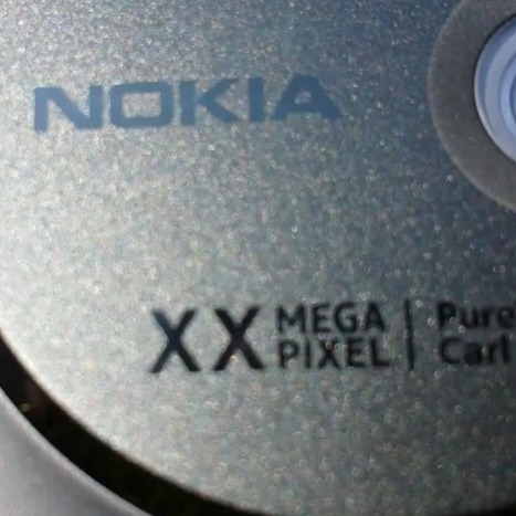 Leaked Video of Nokia 41-Megapixel Phone Shows Camera in Action | tecnologia electronica | Scoop.it