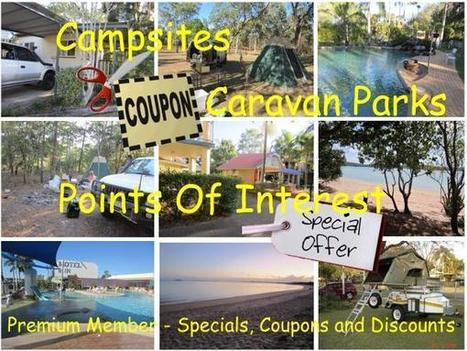 The Definitive Camping Directory - Where's Your Next Campsite? | Dream Caravan Holidaying | Australia | Scoop.it