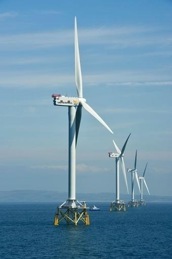 Stocker l'énergie produite par les éoliennes marines dans des sphères | Veille_énergie éolienne | Scoop.it