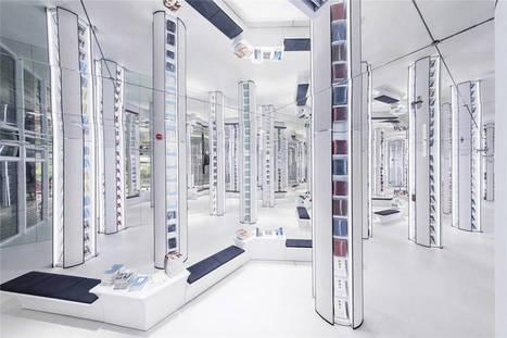 La bibliothèque la plus impressionnante du monde est à Shanghai | Innovation en BM et CDI | Scoop.it