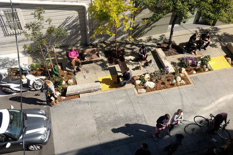 Cities Give Alleys New Life | Adaptive Cities | Scoop.it