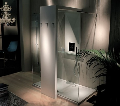 Brandoni, Castelfidardo: Monolithe, heating revolution | Home living Spaces - Kitchen - Bathroom - Living | Scoop.it