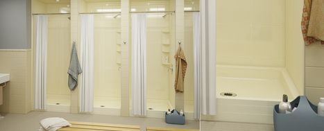 Commercial Bathroom Remodeling and Renovation - Bath Fitter | Positive Outlook Brought Positive Result | Scoop.it