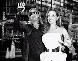Brad Pitt Treated Angelina Jolie To '£3,000 Of Lingerie' For Her Birthday - Sexy Balla | News Daily About Sexy Balla | Scoop.it