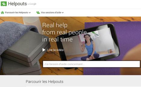 Google lance une plateforme BtoC de conseils 100% vidéo | Actu des Réseaux Sociaux et du Social Média | Scoop.it