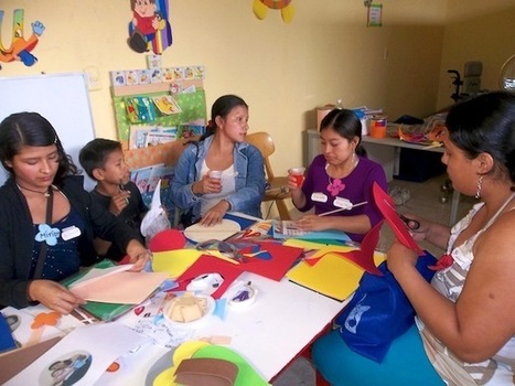 Personal development workshop for mothers of physically handicapped children | Actualité du monde associatif, du bénévolat, des ONG, et de l'Equateur | Scoop.it
