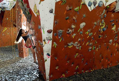 Bouldering takes climbing's intensity to new level | Neige et Granite | Scoop.it