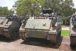 M901 ITV (Improved TOW Vehicle) – Walk Around   History Around the Net   Scoop.it