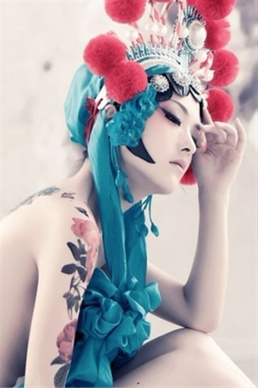 Chinese opera costume - DRESSES AND GOWNS BLOG | Chinese Language and Culture | Scoop.it