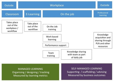 Where does managed learning stop and self-managed learning begin?   Social Media, Social Might   Scoop.it