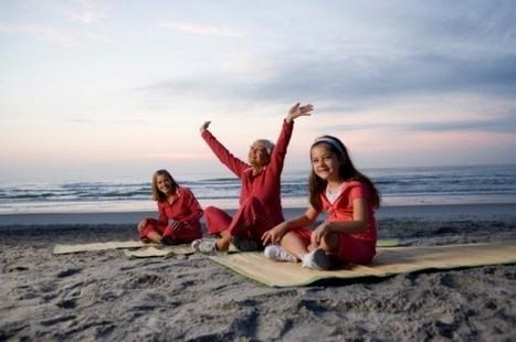 Mindfulness, la meditazione che 'insegna' ai bambini 2.0 a riscoprire il mondo | psicologia dello sport | Scoop.it