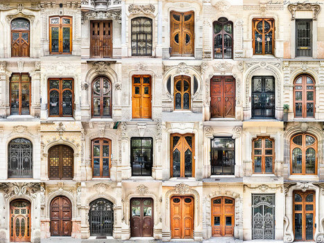 Photographer Travels Around The World To Capture The Beauty Of Doors And Windows | Design Ideas | Scoop.it