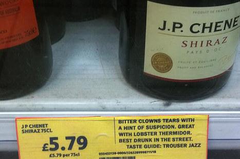 5 Cheeky Acts Of Wine Vandalism | Wine General | Scoop.it