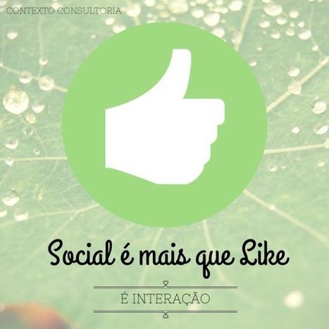 Social media é mais que Like. | Antropologia Cognitiva | Scoop.it