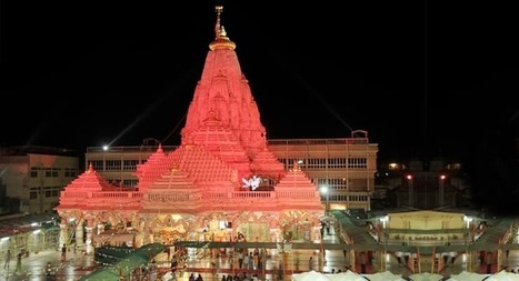 History of Ambaji Temple - Ambaji Legend & Mythology Stories | NamasteIndiaTrip | Scoop.it