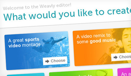 Weavly - Easily create GIF and video mashups! | technologies | Scoop.it