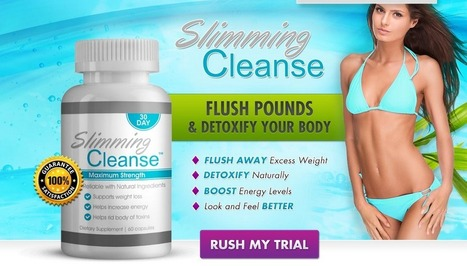 Slimming Cleanse Review - Detoxify Your Body And Flush Away Extra Pounds!     Clean toxic wastes and give you healthy body!!   Scoop.it