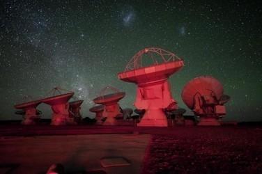 Observatorio ALMA lanza nuevo sitio web para niños | Entre profes y recursos. | Scoop.it