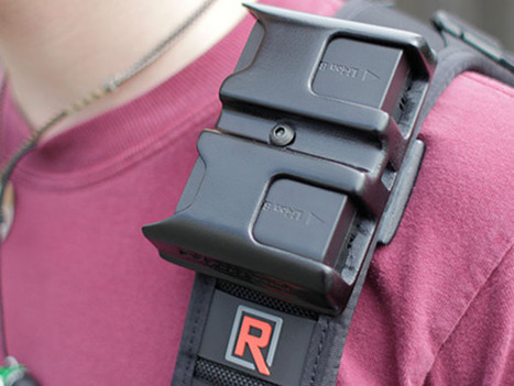 Rhino Battery Holster keeps your batteries close | CinemAloha | Scoop.it