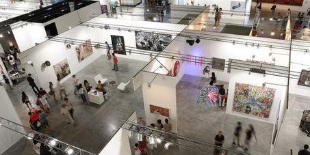 La foire Art Stage de Singapour fait place aux nouveaux médias | Le Monde | Asie | Scoop.it
