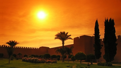 Marrakech aura sa stratégie patrimoniale. | Marrakech Maroc | Scoop.it