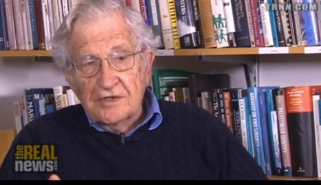 Chomsky: The System We Have Now Is Radically Anti-Democratic | Health promotion. Social marketing | Scoop.it