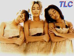 "TLC ""That we always knew that no matter what happened we were meant to be"" 