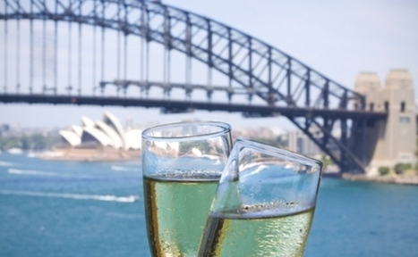 Australians develop thirst for Champagne - The Drinks Business | Wine Economy | Scoop.it