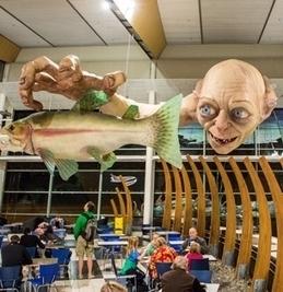 World's biggest Gollum? | Poetic Puppets | Scoop.it