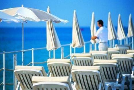 Twitter / InterConHotels: #Summer is in the air along ... | InterContinental Carlton Cannes | Scoop.it
