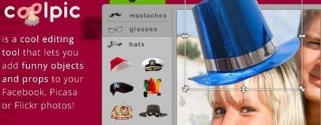 Coolpic, retoques divertidos para las fotos de Picasa, Flickr y Facebook | Recull diari | Scoop.it