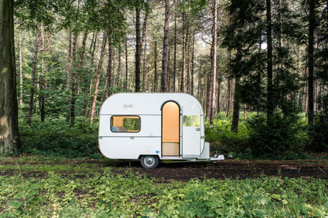 A Compact, Multifunctional Mobile Office on Wheels | Smart & Agile Working | Scoop.it