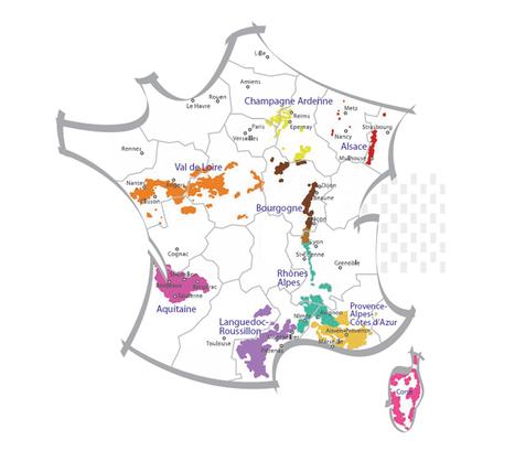 Oenotourisme - France : sur les routes des vignobles de l'Hexagone | Agritourisme et gastronomie | Scoop.it