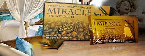 Kopi Miracle, Kopi Miracle Jakarta, Kopi Miracle Golden Bull | Jual Kopi Miracle | Scoop.it