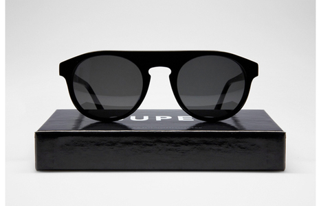 Racer Sunglasses by Super | Mens Entertainment Guide | Scoop.it