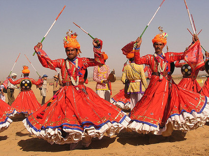 Jaisalmer (La città d'oro dell'India)-Deserto Festival (12-14 Feb. 2014) | Viaggio India | Scoop.it