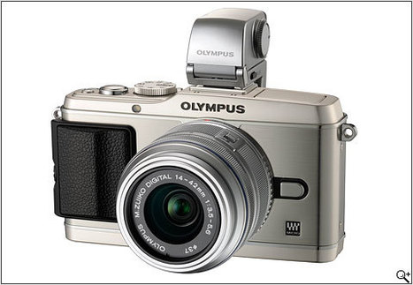 Olympus launches VF-3 and announces E-PL3 US pricing | Photography Gear News | Scoop.it