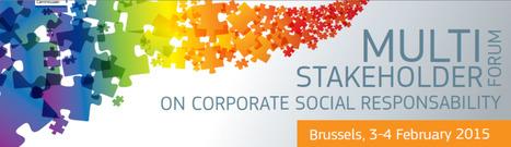 "European Multistakeholder Forum on CSR | ""green business"" | Scoop.it"