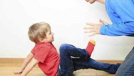 5-decade study reveals fallout from spanking kids | Kickin' Kickers | Scoop.it