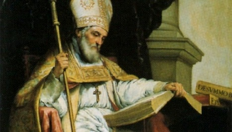 The patron saint of the internet is Isidore of Seville, who tried to record everything ever known | Strange days indeed... | Scoop.it