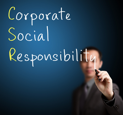CSR Now a Business Imperative | Sustainable Business Forum | Trends in Employee Volunteering & Workplace Giving | Scoop.it