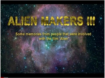 Rare HR Giger Documentary Alien Makers 3 Is Online… For Now At Least   Machinimania   Scoop.it