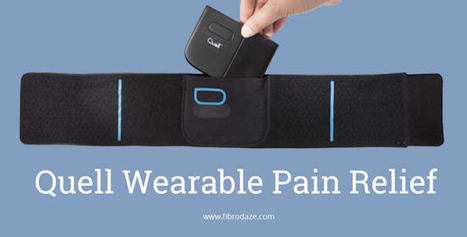Quell Wearable Pain Relief Review » | Fibromyalgia | Scoop.it