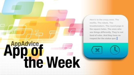 AppAdvice App Of The Week For July 24, 2012 -- AppAdvice | Digital Marketing for Business | Scoop.it