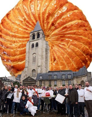 La Galette des Chefs 2013 - Sortiraparis | HOTEL LE SENAT PARIS | Scoop.it