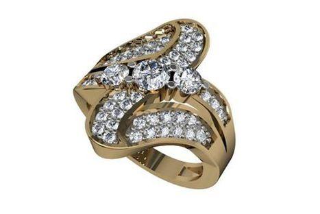 Buy Christina Diamond Ring | Diamond Solitaire Ring | Scoop.it